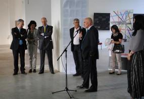 Откриване на втора изложба на млади творци в галерия УниКредит Студио.
