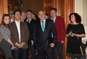 Бизнес закуска с големия футболен стратег Фабио Капело в София
