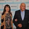 """Със съпругата си по време на представянето на най-новия български филм """"Живи легенди"""",с подкрепата на УниКредит Булбанк – поредната инициатива, с която банката продължава ангажиментите си да подкрепя млади български творци."""